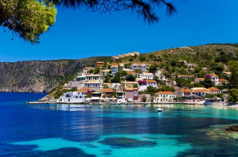 Kreeka saared - Kefalonia puhkus