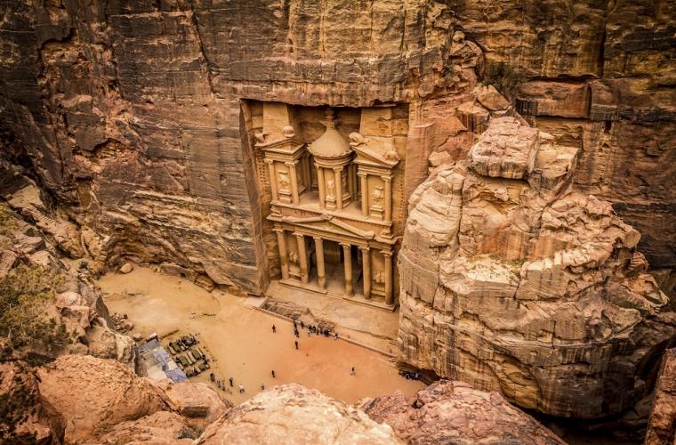Jordaania - ringreis ja puhkus Surnumere ja Punase mere ääres