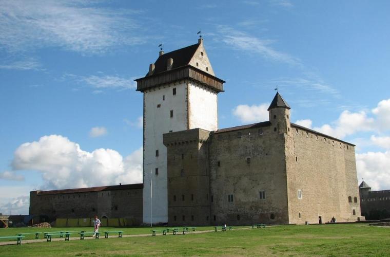 Eesti - Ida-Virumaa ilu ja võlu
