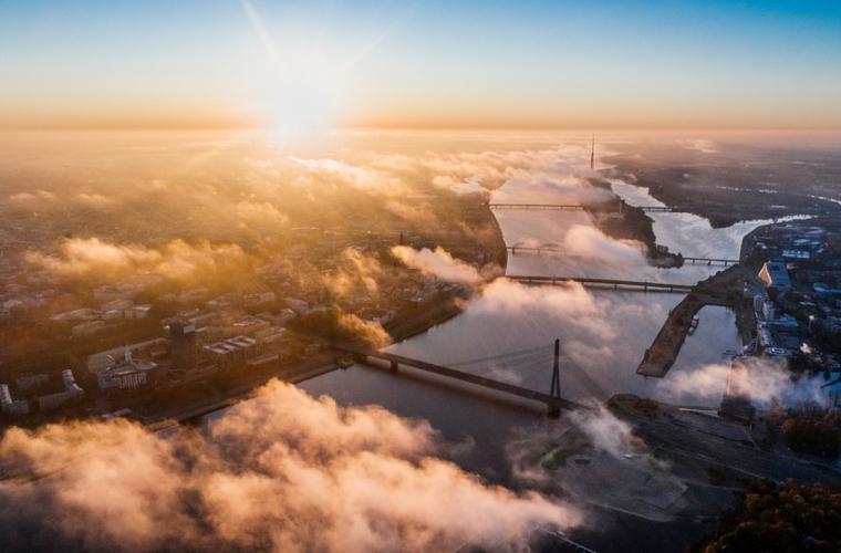 Läti - Liivimaa pealinn Riia ja Rahvusooper