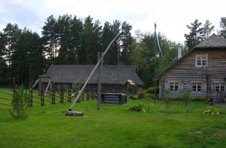 Eesti - Peipsi rannik - Sibulatee ja Sibulalaat