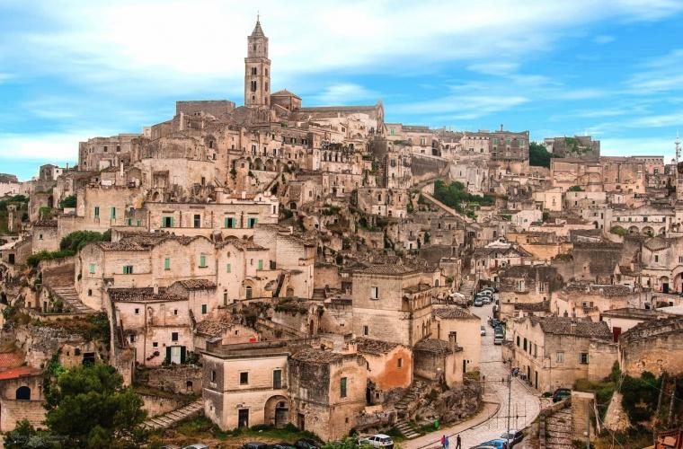Itaalia - Apuulia ringreis