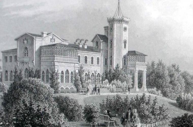 Eesti - Jõulud Keila-Joal: Schloss Fall ja Kellaviietee