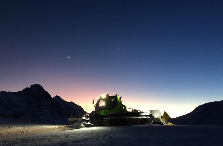 Šveits - Grindelwald & Jungfrau suusapiirkond