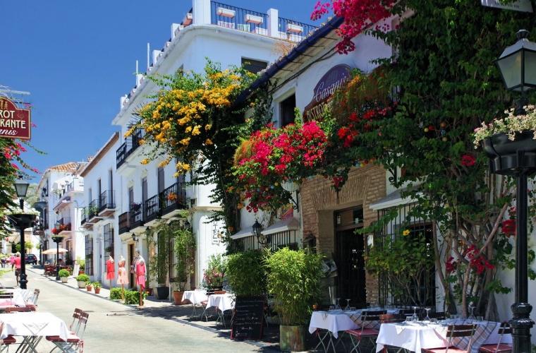 Lõuna-Hispaania - kultuuri- ja loodusrännak Andaluusia päikeserannikul