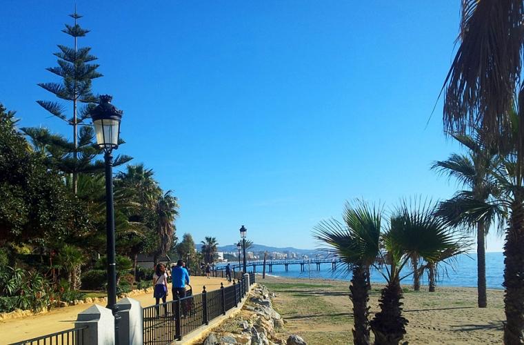 Lõuna-Hispaania - puhkus Costa del Soli päikeserannikul