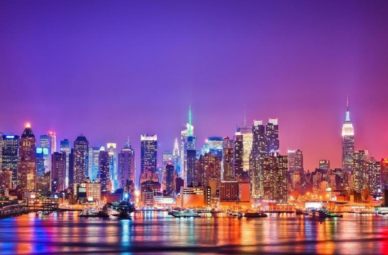 Ameerika -  aastavahetus New Yorgis
