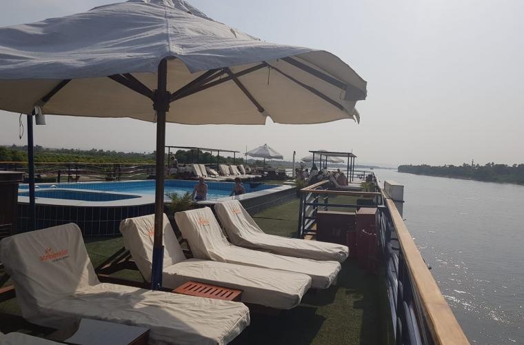 Egiptus - aastavahetus Niiluse kruiisil ja Hurghada puhkus